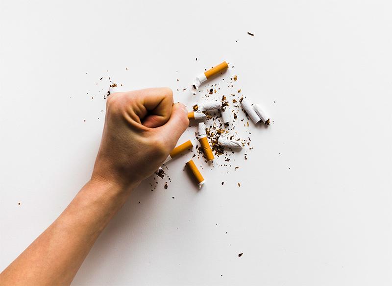 Dejar de fumar, propósito de año nuevo