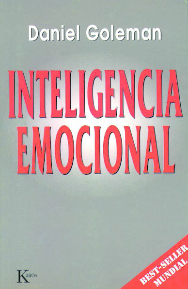 Libro sobre la inteligencia emocional de Daniel Goleman