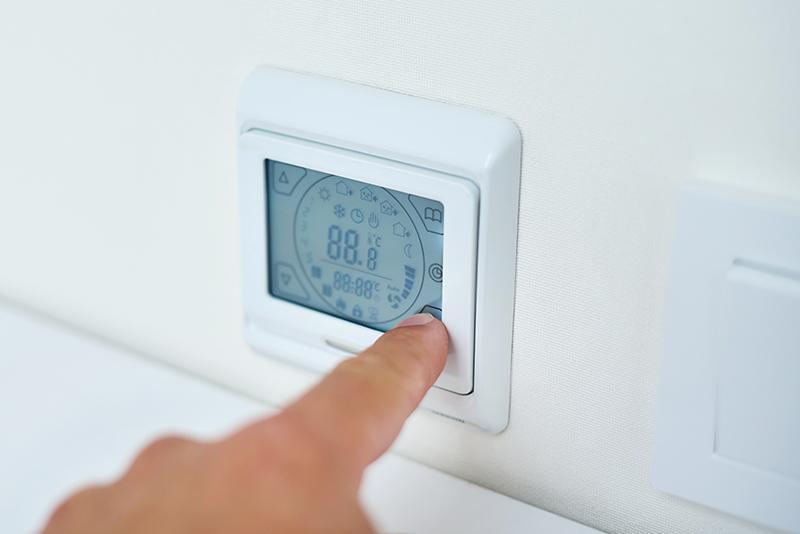 Control del termostato te ayudará a dormir para bajar de peso