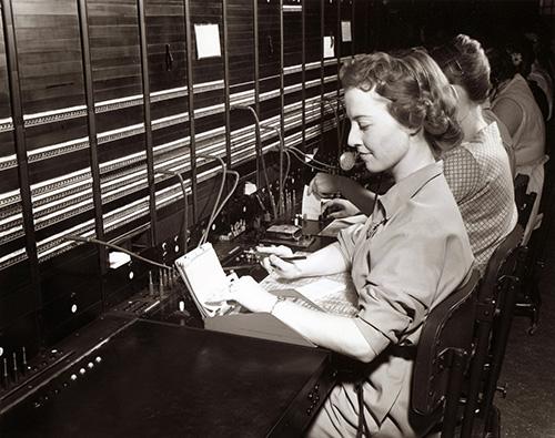 Incorporación de la mujer al trabajo