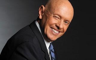 Stephen R.Covey, creador del libro de los 7 hábitos de la gente altamente efectiva