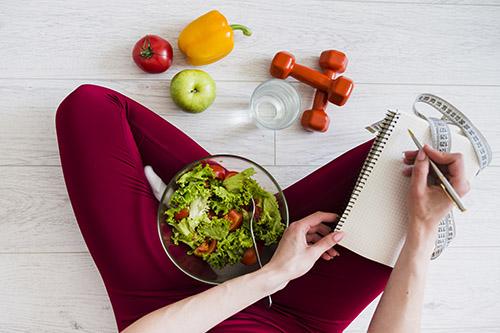 Dieta que debe seguir un deportista para cumplir con la nutrición y deporte