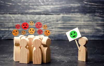 Persona optimista: una de las bases esenciales para quererse a uno mismo