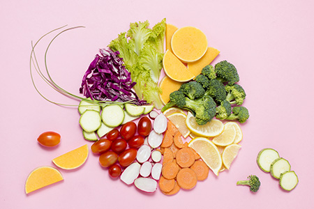 Dieta equilibrada que ayuda a mejorar la concentración en los niños