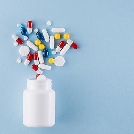 Ciertos medicamentos son una de las causas de la obesidad