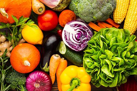 Alimentos y serotonina: uno de los ideales son las hortalizas