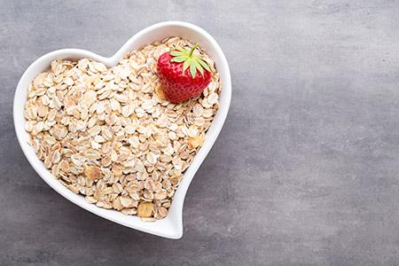 Alimentos y serotonina: uno de los ideales son los cereales