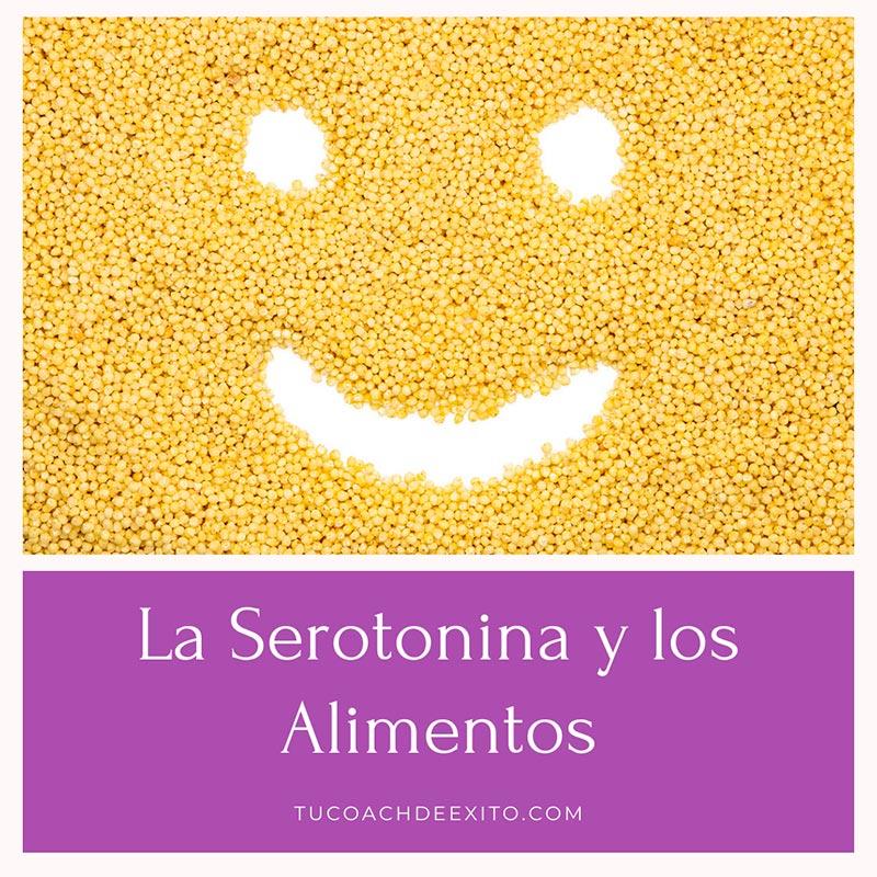 serotonina y alimentos
