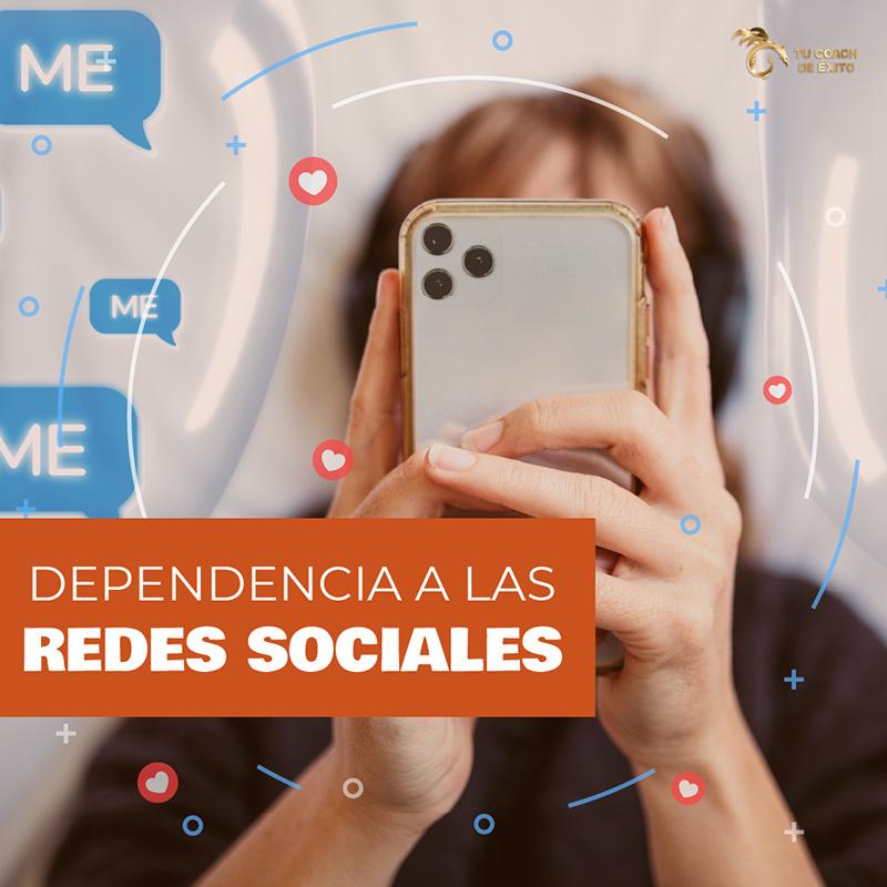 dependencia en las redes sociales