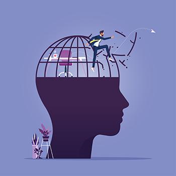 superar un condicionamiento mental