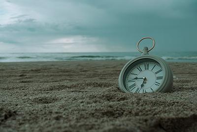 Deja de perder el tiempo. Aprovéchalo.