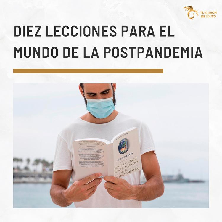 diez lecciones para el mundo postpandemia