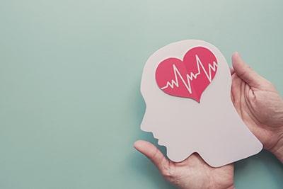 Tener salud mental es un beneficio de la meditación